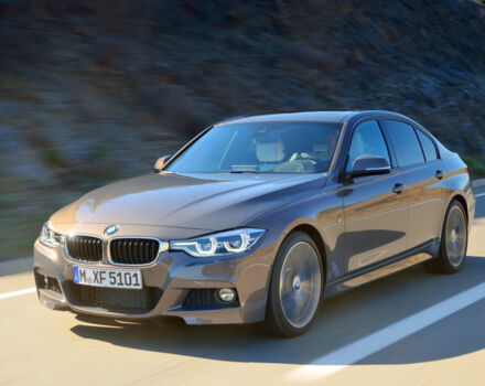 BMW 340 2016