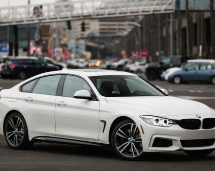 BMW 4 Series 2017