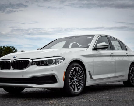 Як ми тестували BMW 5 Series 2019