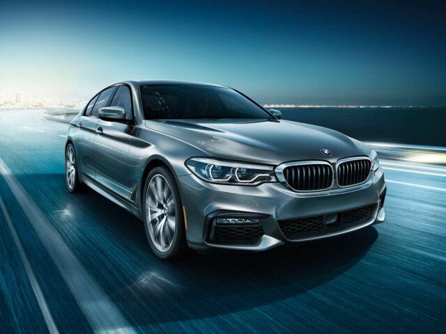 Як ми тестували BMW 5 Series 2020