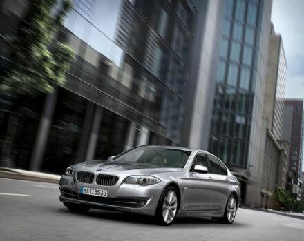 Как мы тестировали BMW 528 2015