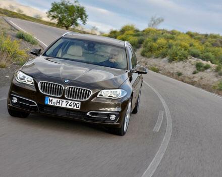 Как мы тестировали BMW 530 2016
