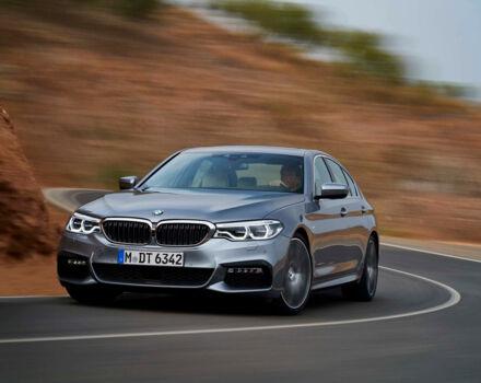 BMW 540 2016