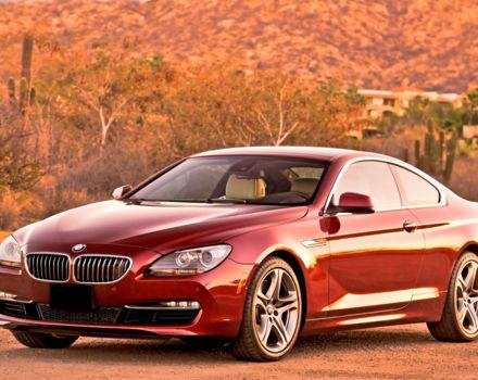 Как мы тестировали BMW 650 2016