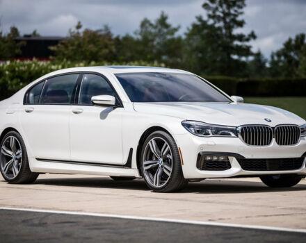 Як ми тестували BMW 7 Series 2016