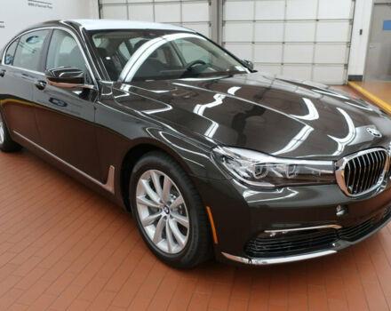 BMW 7 Series 2018