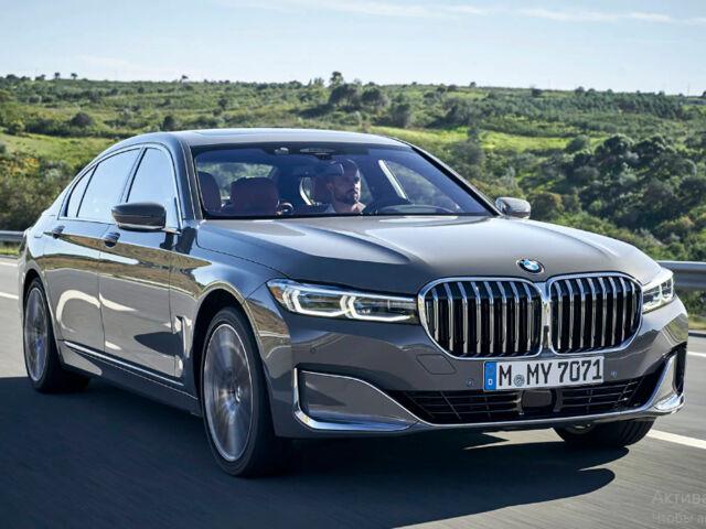 Как мы тестировали BMW 7 Series 2020