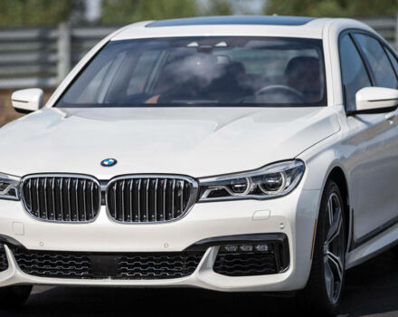 BMW 740 null