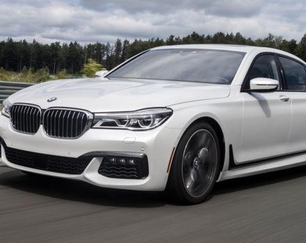 Как мы тестировали BMW 750 2016
