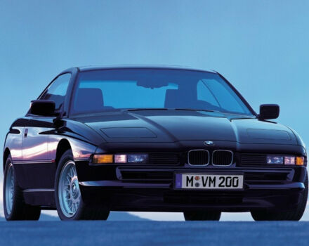 BMW 8 Series null