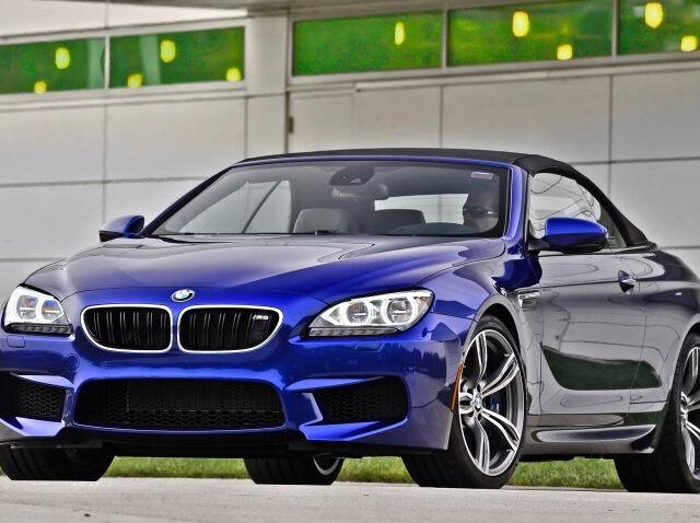 BMW M6 2016
