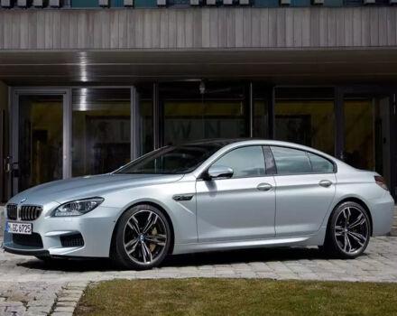 BMW M6 2018