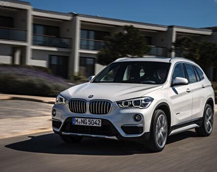 Як ми тестували BMW X1 2016