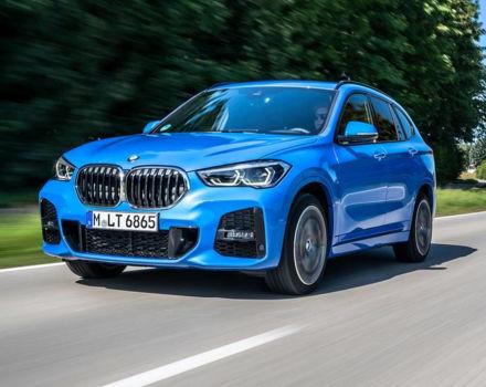 Новый кроссовер BMW X1 2020