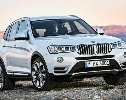 Как мы тестировали BMW X3 2016