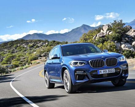 Як ми тестували BMW X3 2017