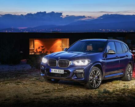 Як ми тестували BMW X3 2018
