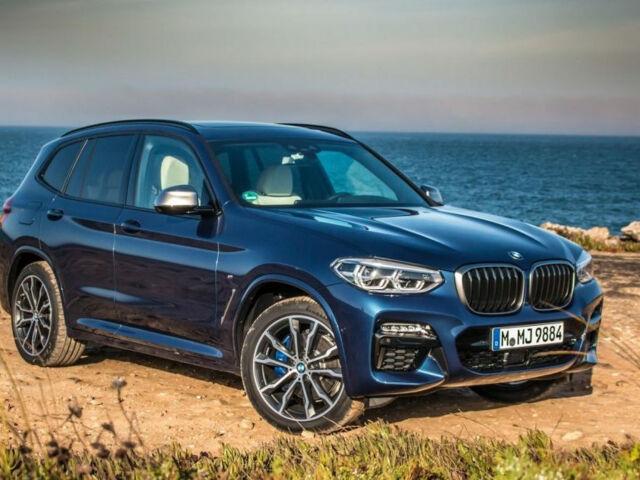 Як ми тестували BMW X3 2019
