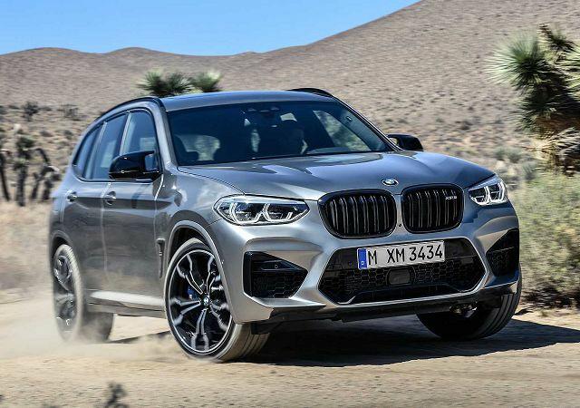 Как мы тестировали BMW X3 2020