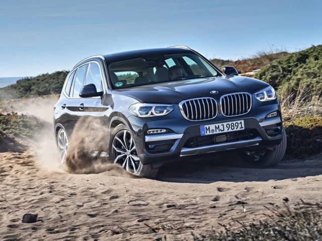 Купити новий автомобіль BMW X3 2021 на автобазарі AutoMoto.ua
