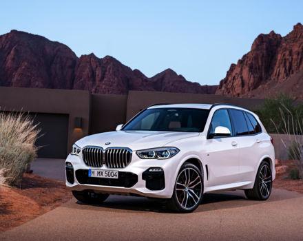 Як ми тестували BMW X5 2019