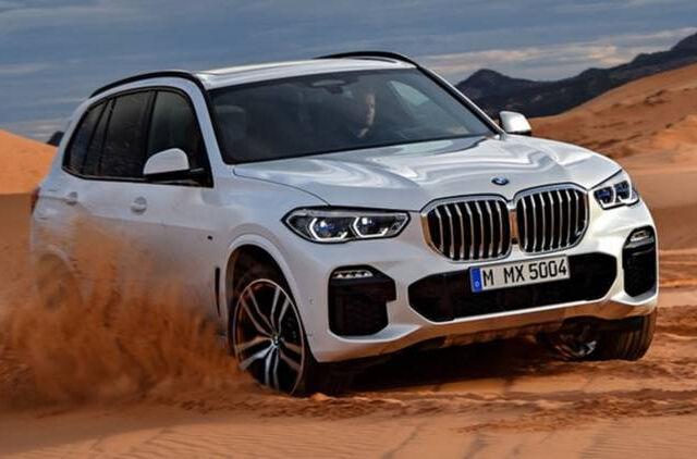 Как мы тестировали BMW X5 2020