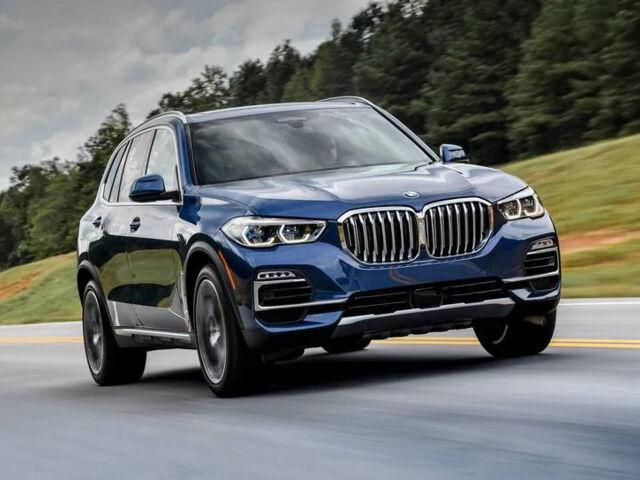 Купить новый BMW X5 2021 на автобазаре AutoMoto.ua