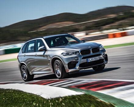 Як ми тестували BMW X5 M 2016