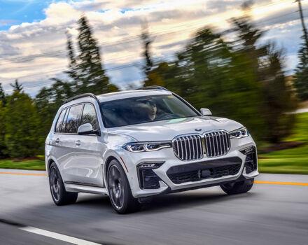 Як ми тестували BMW X7 2020