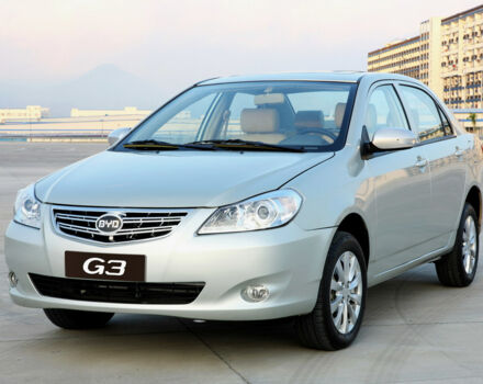 BYD G3 null