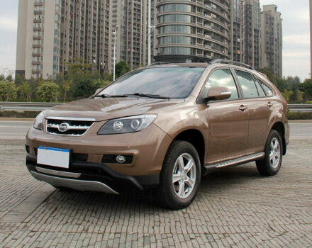 BYD S6 null