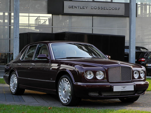 Bentley Arnage null
