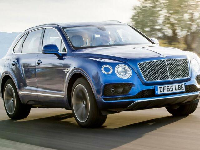 Как мы тестировали Bentley Bentayga 2016