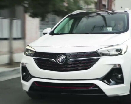 Як ми тестували Buick Encore 2020