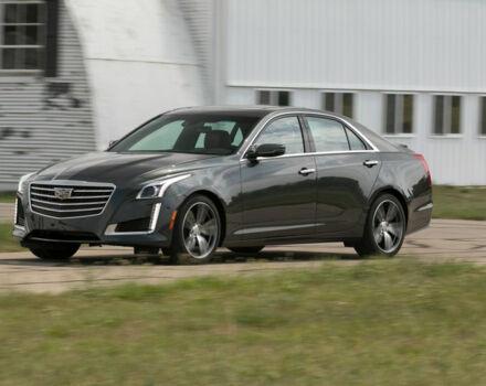 Cadillac ATS 2018