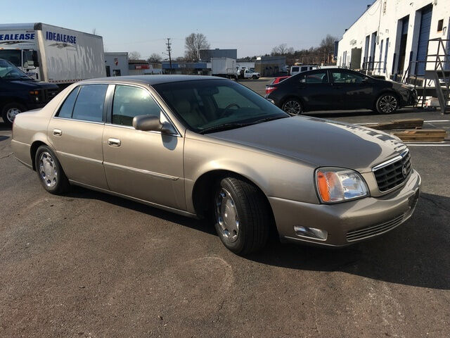 Cadillac DE Ville null