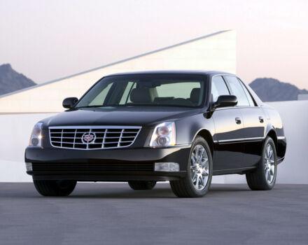 Cadillac DTS null