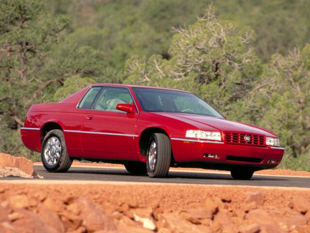 Cadillac Eldorado null
