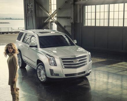 Як ми тестували Cadillac Escalade 2017