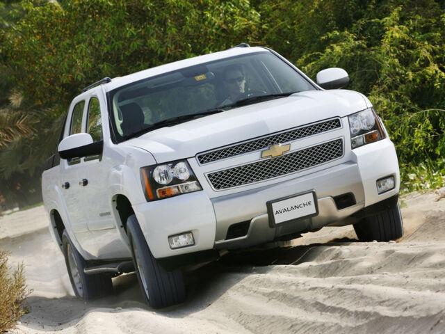 Як ми тестували Chevrolet Avalanche
