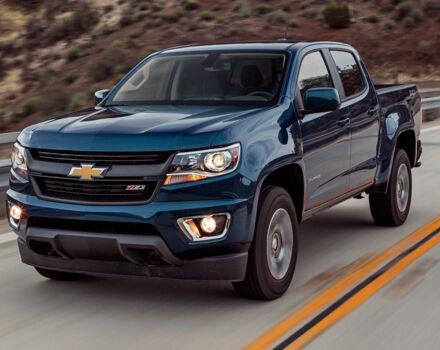 Как мы тестировали Chevrolet Colorado 2019