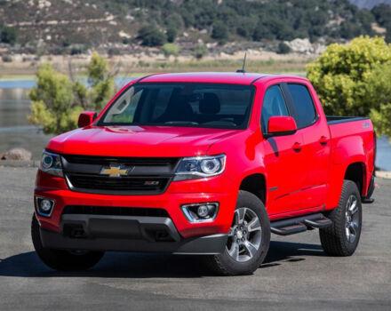 Как мы тестировали Chevrolet Colorado 2020