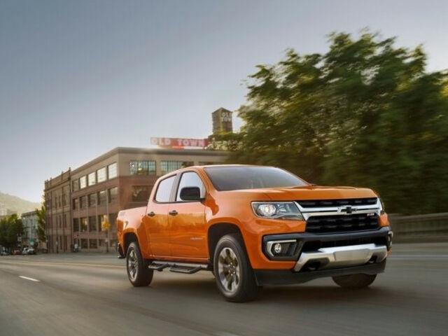 Купить новый автомобиль Шевроле Колорадо 2021 на автобазаре AutoMoto.ua