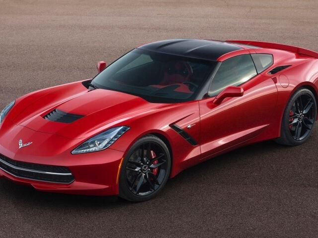 Как мы тестировали Chevrolet Corvette 2016
