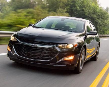 Как мы тестировали Chevrolet Malibu 2020