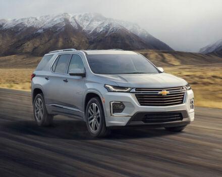 Купить новый автомобиль Chevrolet Traverse 2021 на автобазаре AutoMoto.ua