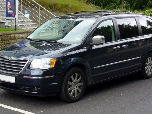 Chrysler Grand Voyager null