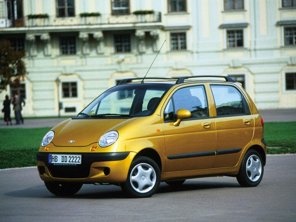 Купить новый дэу матиз в автосалонах москвы аренда автомобиля воронеж без залога