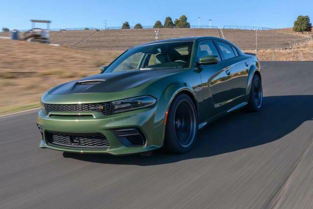Купить новый автомобиль Додж Чарджер 2021 на автобазаре AutoMoto.ua