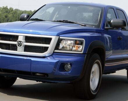 Dodge Dakota 2016